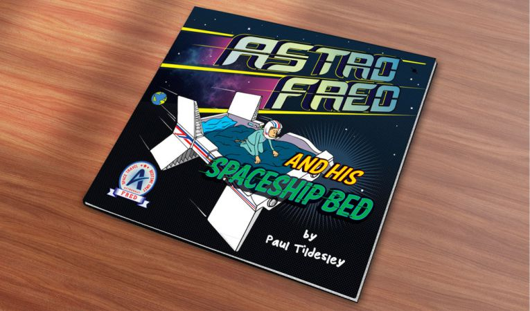 Astro Fred Front Cover