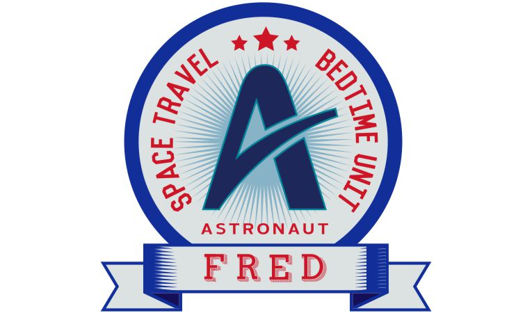 Astro Fred Logo Design