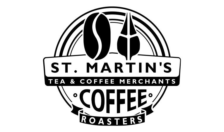 St. Martin's Coffee Old Logo